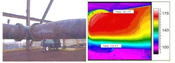 رابطه ضخامت رسوب با افزایش مصرف انرژی,رسوبزدای هیدروفلو