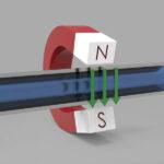 ضعف عملکرد سختی گیر مغناطیسی در سرعتهای مختلف آب