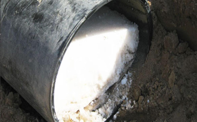 سوبزدای هیدروفلو در لوله کشی