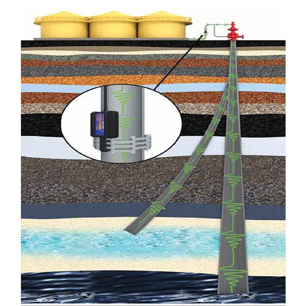 رسوبزدای هیدروفلو در چاه نفت و گاز