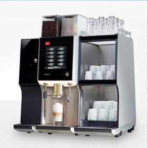 رسوبزدایی قهوه ساز با رسوب زدای هیدروفلو