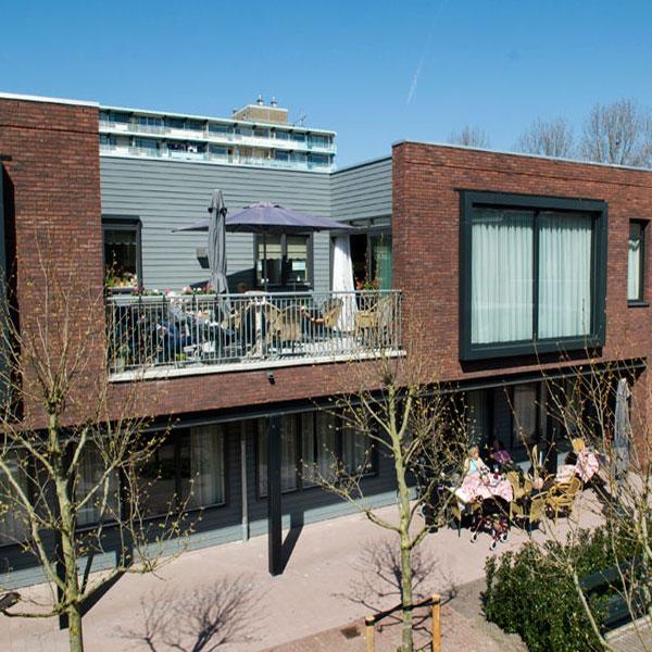 رسوبزدا هیدروفلو در مراکز مراقبتی هلند
