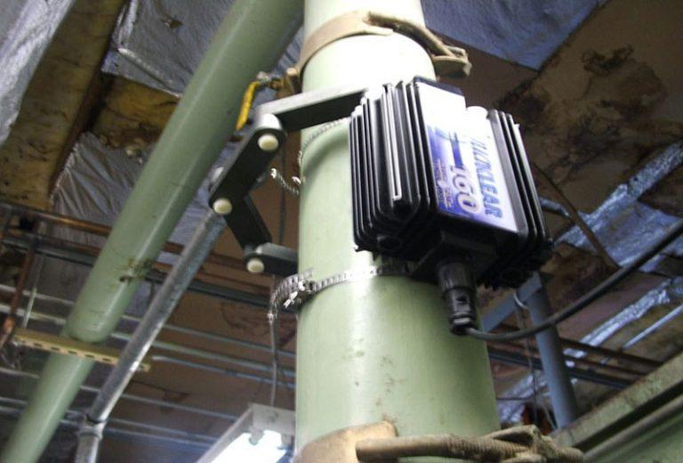 دستگاه هیدروفلو رسوب زدا ی آب