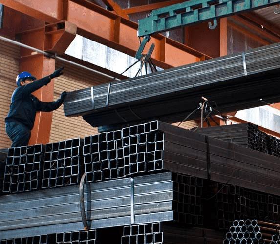 نصب رسوب زدا ی هیدروفلو در شرکت فولاد ماهان سپاهان
